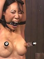 Lactating Titties of the Prancing Petite Tia