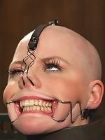 Alani Pi - Head Shaved Slut Live Show - Part 1