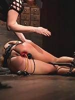 Chastity Lynn - Cum Begging Cunt - Live Show Part 1
