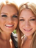 Anal Punishment: Amy Brooke and Krissy Lynn
