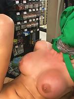 18 Year Old JESSIE ROGERS!! Huge Brazilian Booty, Tiny Waist, Big Tits, ANAL WHORE!