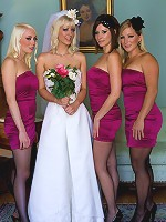 A Very Cherry Wedding