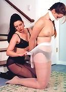 Her First BDSM Scene