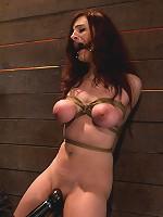 Daniel Flaunts Her Tight Body