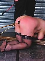 Milf in anal BDSM