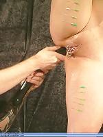 Japanese Slavegirls Needle Pain