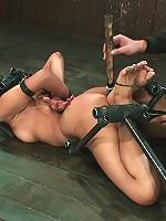 Foot Stinging + Ass Shaking