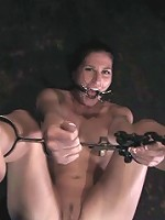 19yr old fucked hard to orgasm!