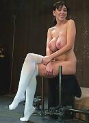 Alia Janine Huge Honking Tits