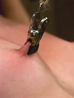 Leah My nipples, my pussy, my neck.