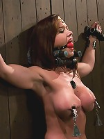 Christina Carter as Wunder Women inTHE ORGASM TRAP